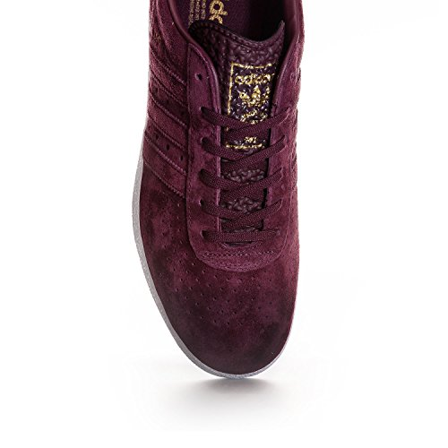 Adidas Originals Heren 350 Sneakers Maroon Us9.5 Rood