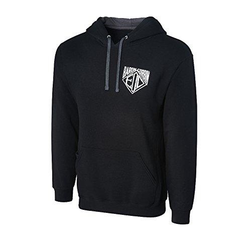 WWE Baron Corbin End Of Days Pullover Hoodie Sweatshirt Black XL by WWE Authentic Wear