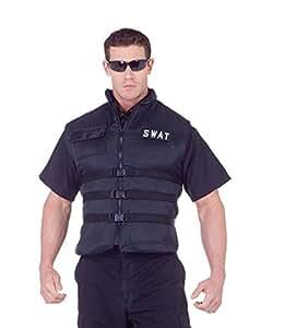 XXL Chaleco SWAT Police
