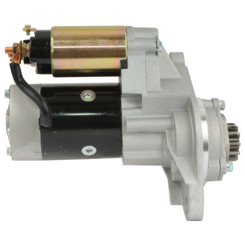 DB Electrical SHI0202 Starter (24V ISUZU NKR NPR TRUCK 4HF1 4HG1 4HJ1 ENGINE 8970958112)