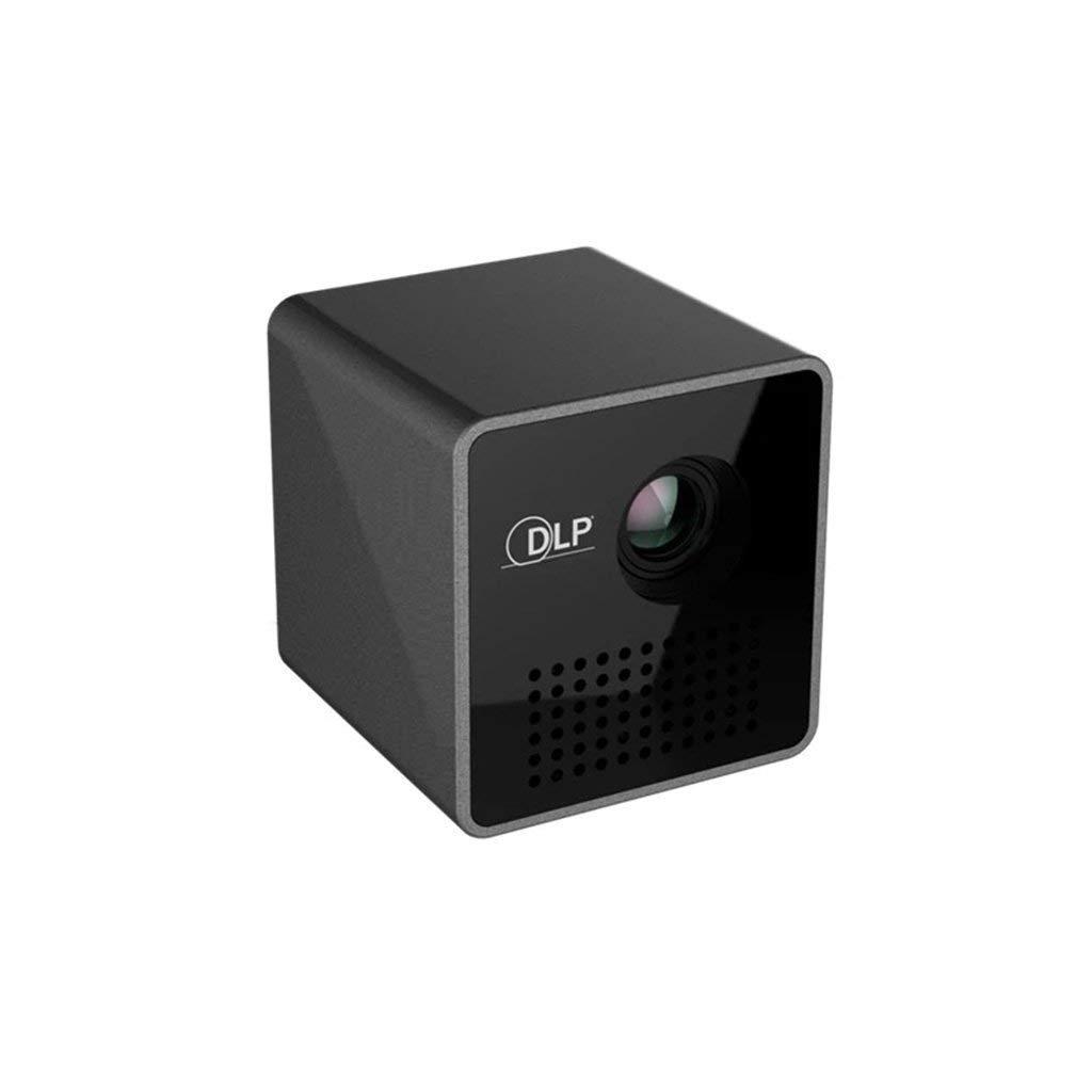 Zhangmin Proyector, Mini Proyector Digital LED Micro DLP 4K ...