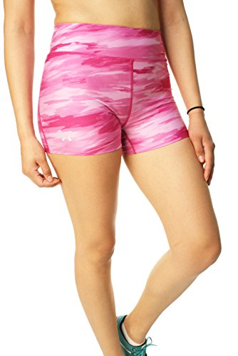 Under-Armour-Womens-HeatGear-Sonic-Printed-Compression-Shorts