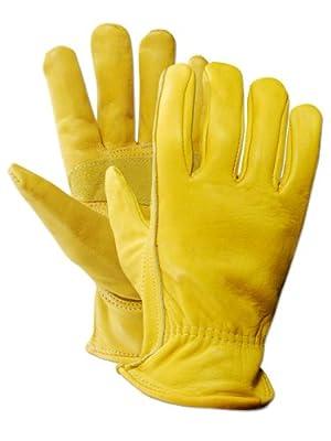 Magid TB561ET-S Women's Pro Grade Collection Premium Grain Cowhide Leather Driver Gloves