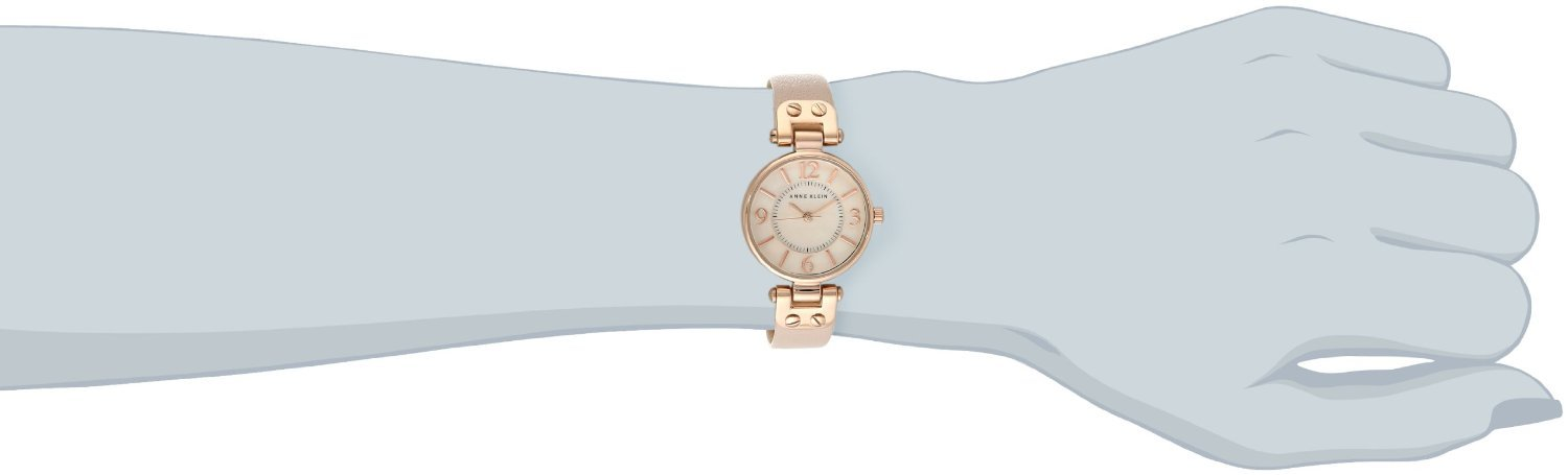 Amazon.com: RELOJ para MUJER ANNE KLEIN 10/9442RGLP ROSE GOLD-TONE AND BLUSH PINK: Health & Personal Care