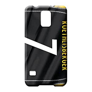 samsung galaxy s5 Excellent Fitted Slim Fit pattern mobile phone covers pittsburgh steelers nfl football