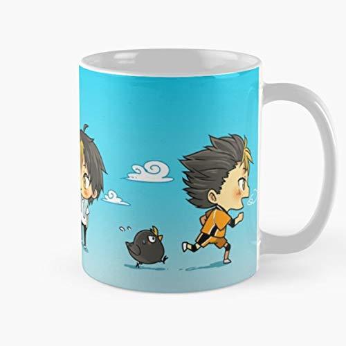 Haikyuu Nishinoya Yuu Noya Mug Coffee Mugs For Gifts Cup Women Tumbler Best 11 Ounce Ceramic Coffee Mug Gift