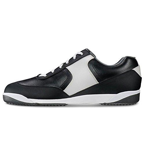 GreenJoys Black Spikeless FootJoy GreenJoys Golf Royal Shoes Mens White FootJoy Mens xnfW74qUF