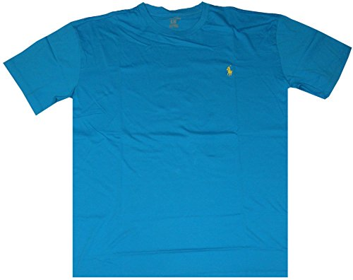 Polo Ralph Lauren Men's Pony Classic Fit T-Shirt-Hawaiian Ocean-Medium