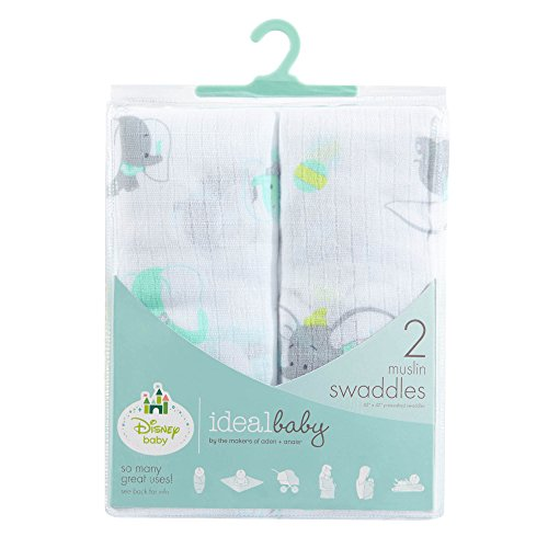 Ideal Baby ideal baby swaddles 2-Pack; ideal dumbo 2-pack