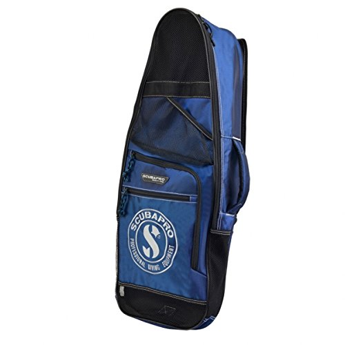 ScubaPro Mask Fin Snorkel Beach Bag (Blue) ()