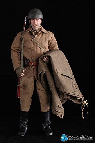 Scale 1/6 Did - DID WWII Russian Sniper Battle of Stalingrad 1942 Koulikov 1/6 Scale R80102