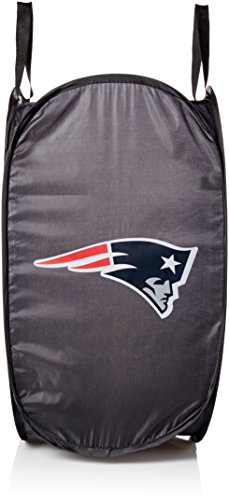 Price comparison product image New England Patriots Team Logo Laundry Hamper
