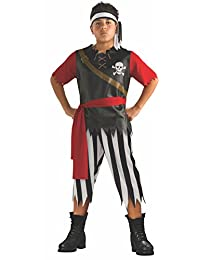 Rubies Costume Co Halloween Concepts Children's Costumes Pirate King, Small (size 4-6)