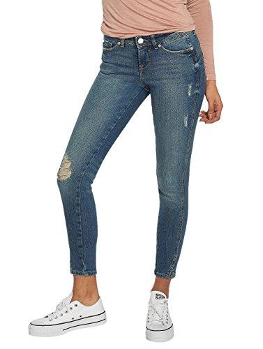Blend She Femme Jeans / Jean skinny Nova Saran Bleu
