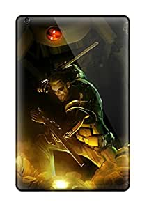 Ipad High Quality Tpu Case/ 2011 Deus Ex Human Revolution TIBPOfM9835yKRIf Case Cover For Ipad Mini/mini 2 by mcsharks
