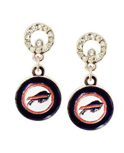 Nfl Earrings Buffalo Bills - 8
