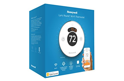 Lyric Round 2.0 Wi-Fi Smart Programmable Thermostat with Geofencing, IFTTT, Works with Amazon Alexa by Honeywell (Image #8)