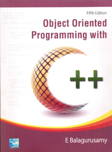 Amazon. Com: object oriented programming with c++ ebook.