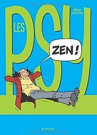 Les Psy, Tome 14 : Zen  par Raoul Cauvin