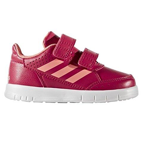 adidas Unisex Baby AltaSport CF I Gymnastikschuhe, Blau, EU Pink