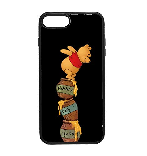 (Phone Case Winnie The Pooh Honey for iPhone 8 Plus)