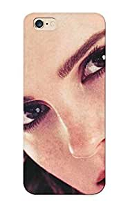 For Iphone 6 Plus Fashion Design Miss Beauty Case-RhjEC0nBdNf / Cover Specially Made For Thanksgiving Day's Gift
