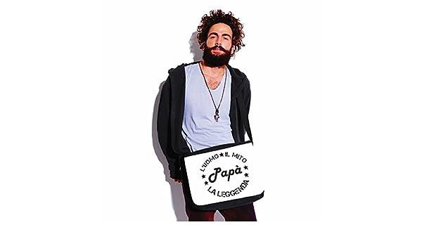 Mini bolso de bandolera Día Del Padre Del Hombre, El Mito