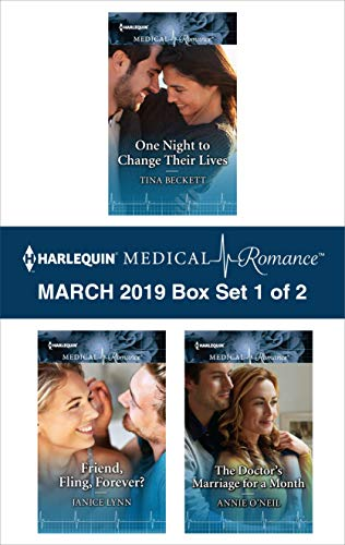 Harlequin Medical Romance March 2019 - Box Set 1 of 2: An ()