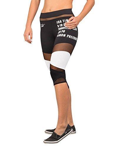 - 410bw2TcXbL - Luxury Women Mesh Leggings, Workout, Yoga, Crossfit, Printed, Sexy Leggings, Size S/4/36-34