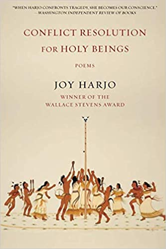 cover image, conflict resolution for holy beings