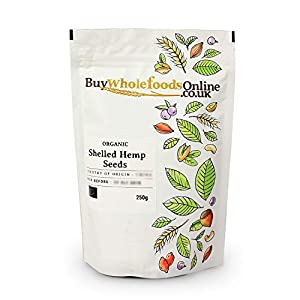 Buy Whole Foods Online Organic Shelled Hemp Seeds ...