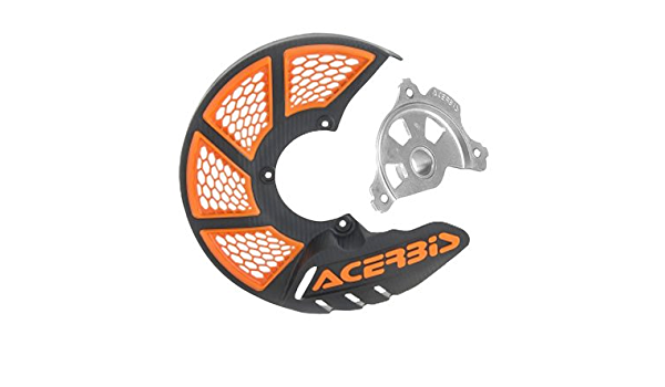Acerbis X-Brake Flo Yellow Front Disc Brake Cover 2250244310