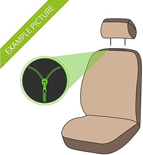 sedili Posteriori sdoppiabili R01S0834 compatibili con sedili con airbag bracciolo Laterale rmg-distribuzione Coprisedili per IGNIS Versione 2016 - in Poi