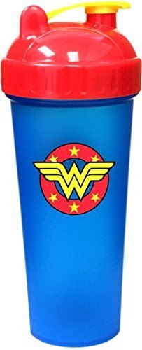 Perfect Shaker Wonder Women Shaker Bottle