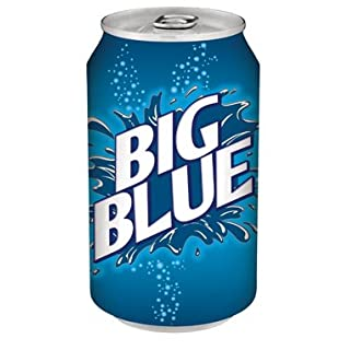 Big Blue, 12-Ounce (Pack of 24)