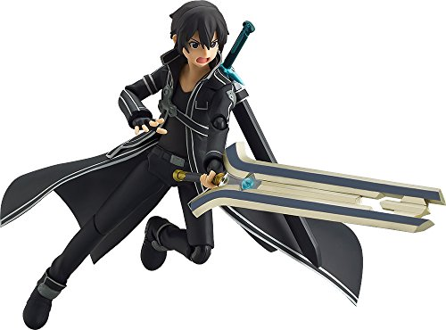 Max Factory Sword Art Online the Movie: Ordinal Scale: Kirito Figma Action (Scale Factory)