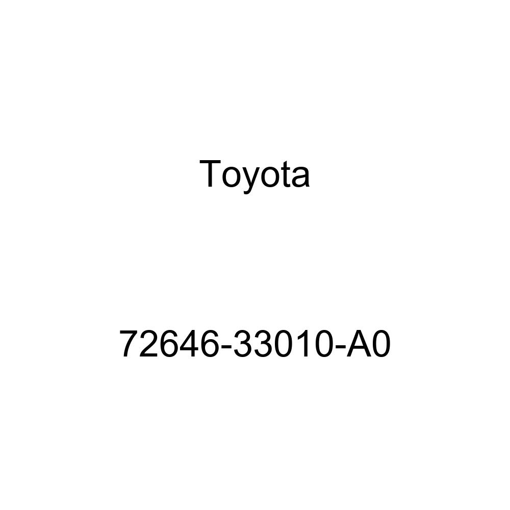 TOYOTA Genuine 72646-33010-A0 Seat Back Stop Button Grommet