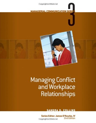 Module 3: Managing Conflict and Workplace Relationships (Managerial Communication)