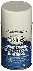 Testors 1245T Testors Gloss Enamel Spray, 3 oz, Multicolor by Testors