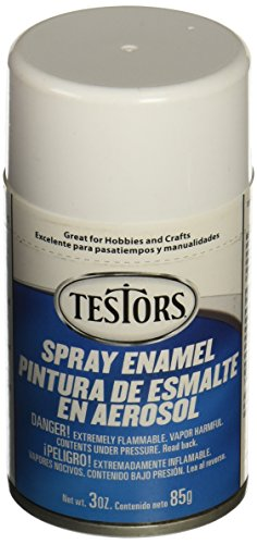 Testors 1245T Testors Gloss Enamel Spray, 3 oz, Multicolor ()