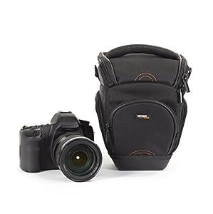 AmazonBasics Holster Camera Case for DSLR Cameras - Black by AmazonBasics