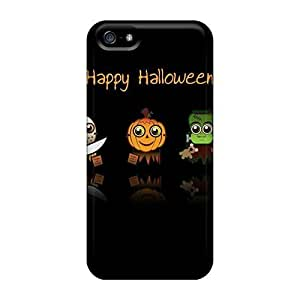 fashion case New Arrival Cover case cover With Nice Design For iphone 5c- Happy Halloween YCoH6s8bKp7