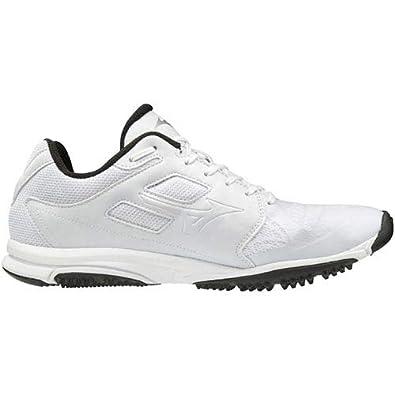 fe5f035cc4de77 [ミズノ] メンズ 野球 トレーニングシューズ ユーティリティトレーナー UTILITY TRAINER ホワイト×ホワイト 11GT1920 01