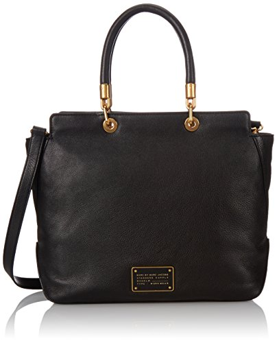 Marc by Marc Jacobs New Too Hot To Handle Bentley Convertible Shoulder Bag Black One Size