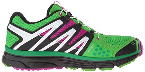 Trail 3 mission Chaussures W Green deep Femme athletic 6 De Salomon Women X X Us M Dahlia Peppermint wSq5BY