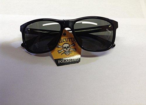 Calcutta Catalina Sunglasses (Black Frame w/ Gray - Discount Sunglasses Coast Gold