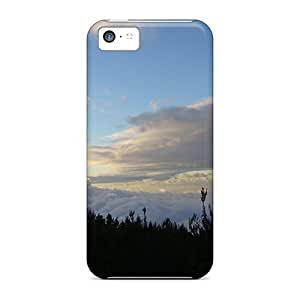 JamesRGy MYtIktj556lNyli Case For Iphone 5c With Nice Above In Tenerife Appearance