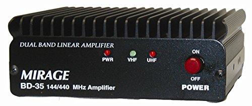 BD-35 BD35 Original Mirage Communications Equipment Amplifiers