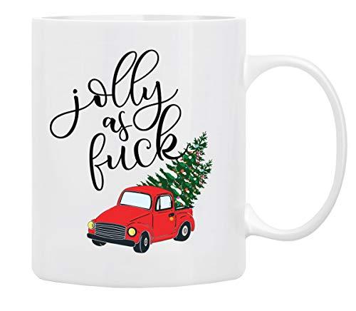 Funny Holiday Mug