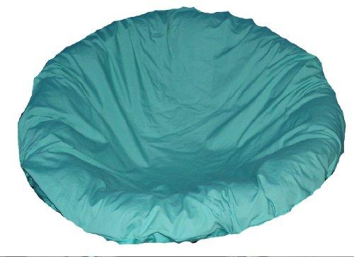 Teal Papasan Cushion Cover (Papasan Cover Cushion)